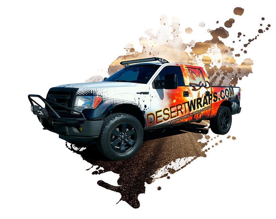 Vehicle Wraps and Graphics Palm Desert, CA, 92260 Car